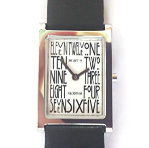 Charles Rennie Mackintosh inspired watch