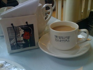Willow Tea Rooms Glasgow